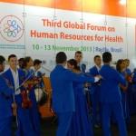 3º Fórum Global sobre os Recursos Humanos para Saúde